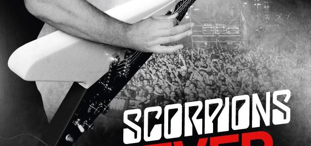 SCORPIONS: New Four-Minute Promo Clip For 'Forever And A Day' Documentary