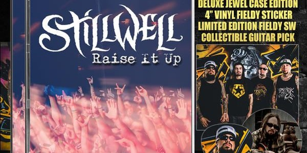 KORN's FIELDY On New STILLWELL Album 'Raise It Up': 'It's A Blend Of Everything'