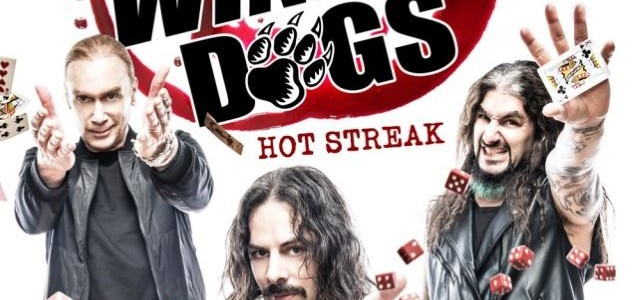 Video: THE WINERY DOGS Perform Acoustically At New Jersey's WDHA Radio Station