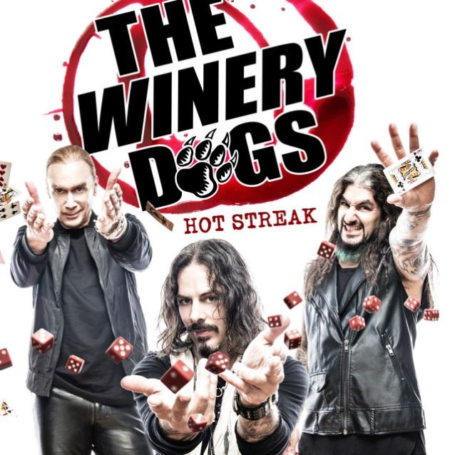 The Winery Dogs Album Sales