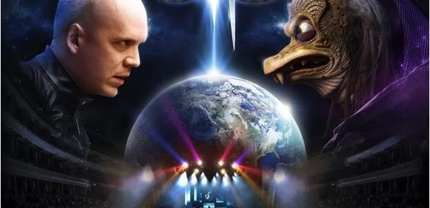 DEVIN TOWNSEND: 'March Of The Poozers' Performance Clip From 'Ziltoid Live At The Royal Albert Hall' DVD