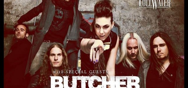 BUTCHER BABIES: Video Footage Of Sacramento Performance