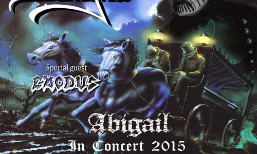 Video: KING DIAMOND Performs Entire 'Abigail' Album Live In Los Angeles