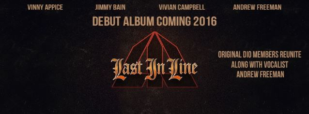 VIVIAN CAMPBELL's LAST IN LINE: 'Devil In Me' Video Teaser