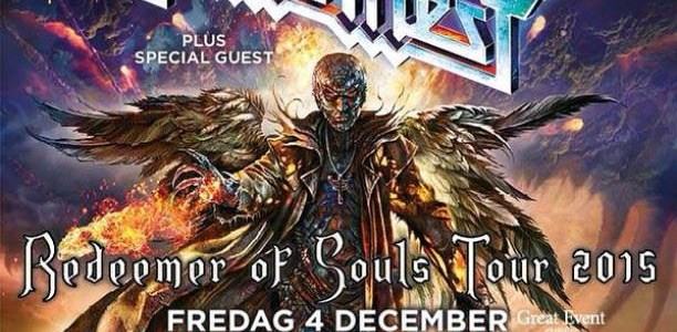 JUDAS PRIEST: Multi-Camera Video Footage Of Stockholm Concert