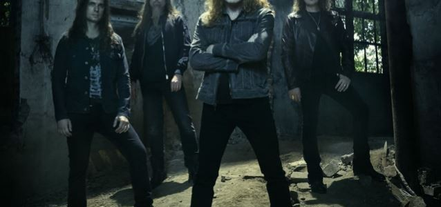 CHRIS ADLER Had To Change His Signature Snare Drum Sound To Accommodate MEGADETH