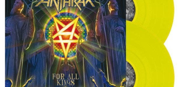 ANTHRAX: New Song 'Breathing Lightning' Available For Streaming