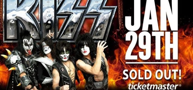 Video: KISS Performs In Durant, Oklahoma