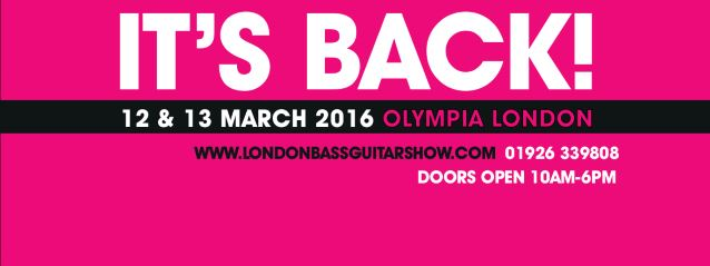 METALLICA's ROBERT TRUJILLO To Perform At LONDON BASS GUITAR SHOW