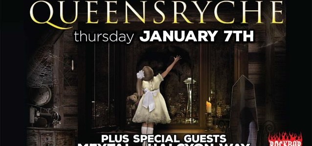 Video: QUEENSRŸCHE Performs In San Jose