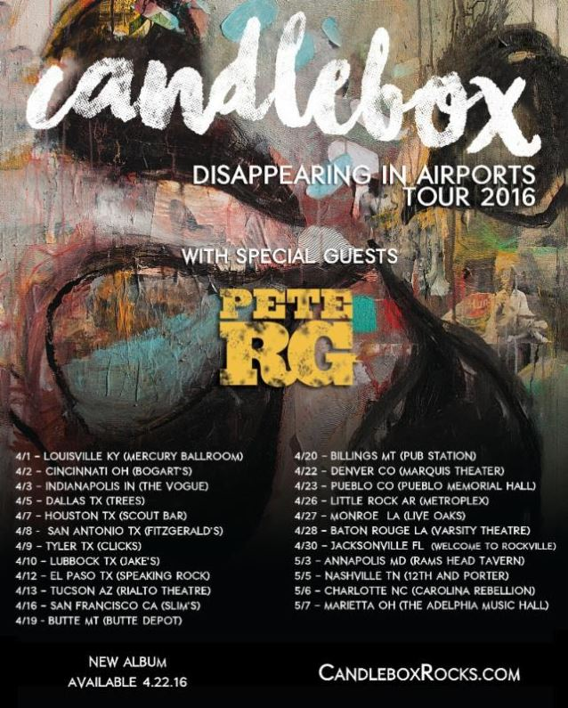 Candle Box Tour Dates