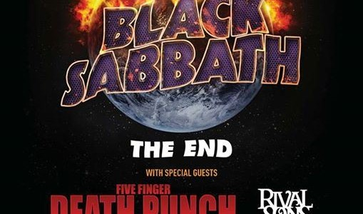 FIVE FINGER DEATH PUNCH Forced To Pull Out Of Australian Dates With BLACK SABBATH