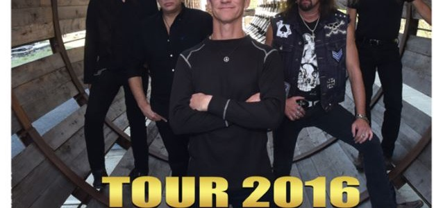 METAL CHURCH: Video Footage Of New York City Concert