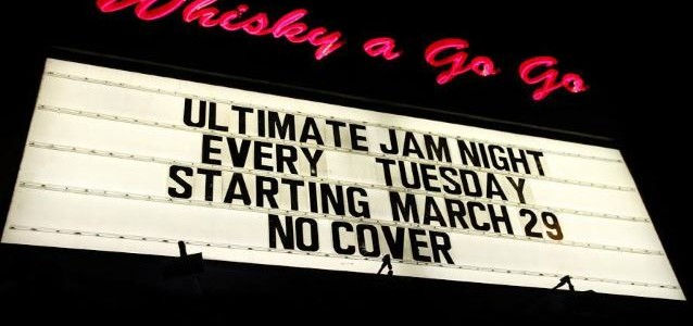 Video: BUTCHER BABIES, Ex-DIVINE HERESY, HELLYEAH Members Perform PANTERA, METALLICA Covers At 'Ultimate Jam Night'
