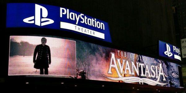 Video: AVANTASIA Performs In New York City