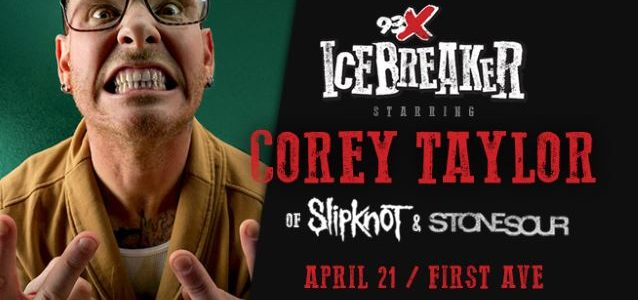 SLIPKNOT/STONE SOUR Frontman COREY TAYLOR: How PRINCE Inspired Me