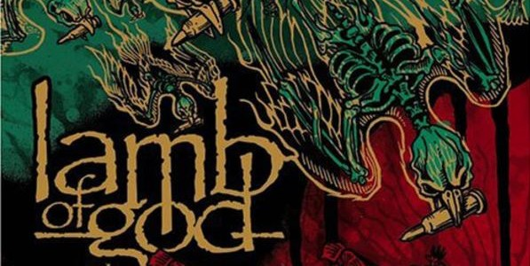 LAMB OF GOD's 'Ashes Of The Wake' Certified Gold By RIAA