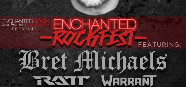 Video: BOBBY BLOTZER's RATT Performs At 'Enchanted Rock Fest' In Texas