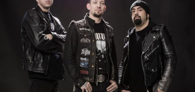 ROB CAGGIANO Says 'There's No Real Musical Boundaries' In VOLBEAT