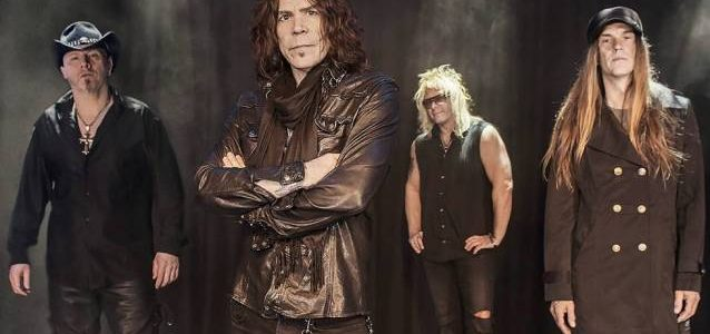 Singer TONY HARNELL Once Again Rejoins TNT