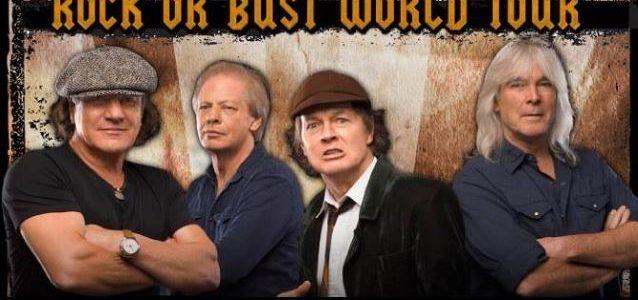AC/DC: Official Video Recap Of Seville Concert