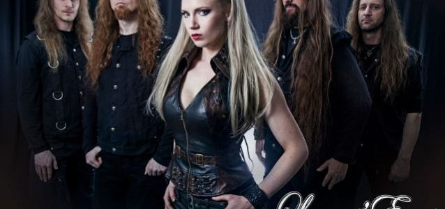 LEAVES' EYES: Teaser For 'Edge Of Steel' Video Feat. New Singer ELINA SIIRALA