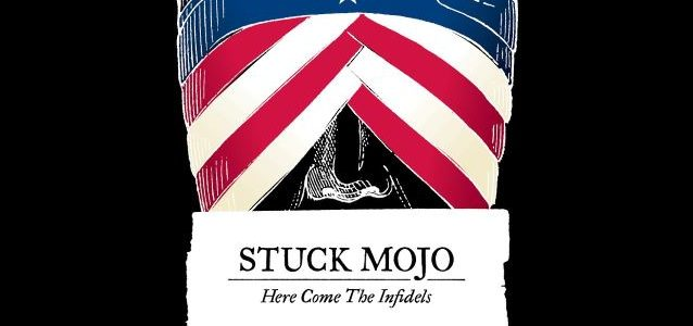 RICH WARD Discusses Short-Lived Reunion Of STUCK MOJO's Classic Lineup (Audio)