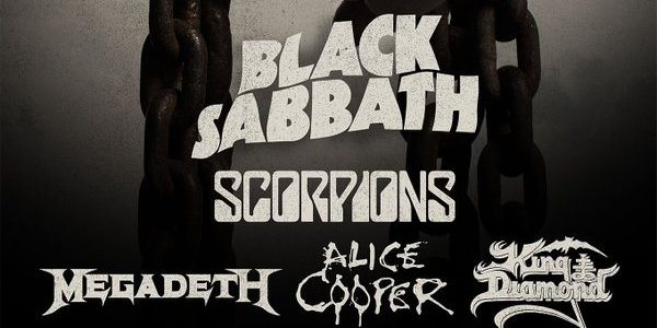 Watch BLACK SABBATH Perform At Denmark's COPENHELL