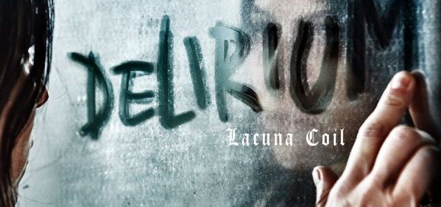 LACUNA COIL's 'Delirium' Cracks U.S. Top 40