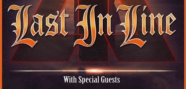 LAST IN LINE Feat. Ex-DIO Members: Video Footage Of Ramona Concert