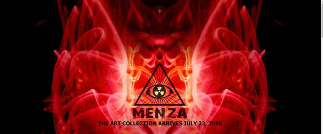 Late MEGADETH Drummer NICK MENZA's Art Collection 'Influx' To Be Made Available Next Month