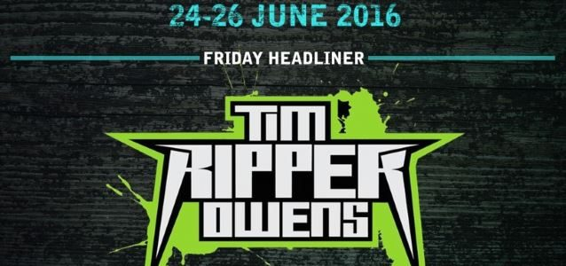 Ex-JUDAS PRIEST Singer TIM 'RIPPER' OWENS Denied Entry To U.K.; WILDFIRE Festival Appearance Canceled
