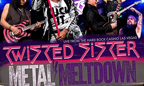 TWISTED SISTER: 'You Can't Stop Rock 'N' Roll' Performance Clip From 'Metal Meltdown' DVD