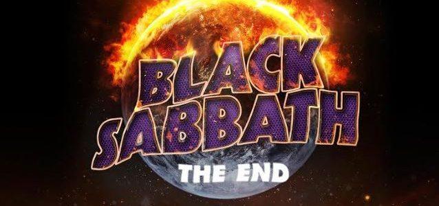 Video: BLACK SABBATH Performs In Helsinki