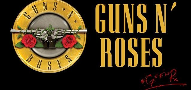 GUNS N' ROSES: Watch Quality Video Footage Of First East Rutherford, New Jersey Concert