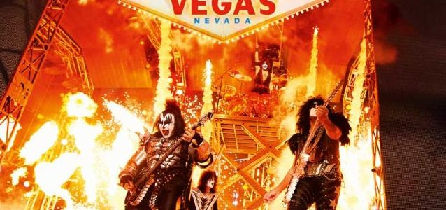 KISS: 'Rock And Roll All Nite' Preview Clip From 'Kiss Rocks Vegas' Concert Movie