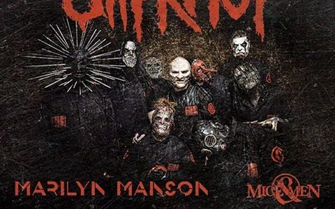 Video: SLIPKNOT Performs In Tampa