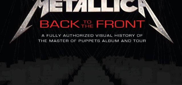 METALLICA Members Discuss How 'Back To The Front' Book Came Together (Video)