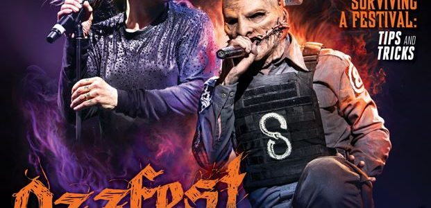 SLIPKNOT's COREY TAYLOR Discusses His Emergency Spinal Surgery: 'I've Had To Reassess What I Do Live'