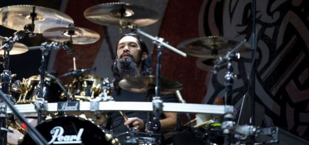 AMON AMARTH Names JOCKE WALLGREN New Permanent Drummer