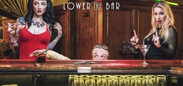 STEEL PANTHER To Release 'Lower The Bar' Album In February; 'She's Tight' Video Debuts
