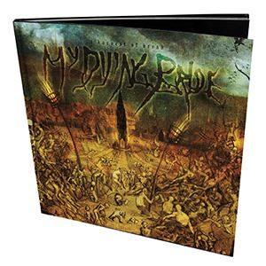 MY DYING BRIDE Celebrates 25th Anniversary With 'A Harvest Of Dread' Book, Five-CD Collection