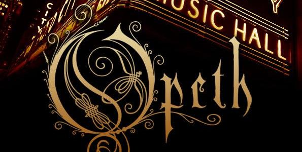 OPETH: Multi-Camera Footage Of Radio City Music Hall Concert