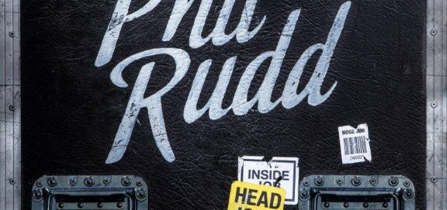 Former AC/DC Drummer PHIL RUDD Is Filming New Video To Promote 'Head Job' Solo Album