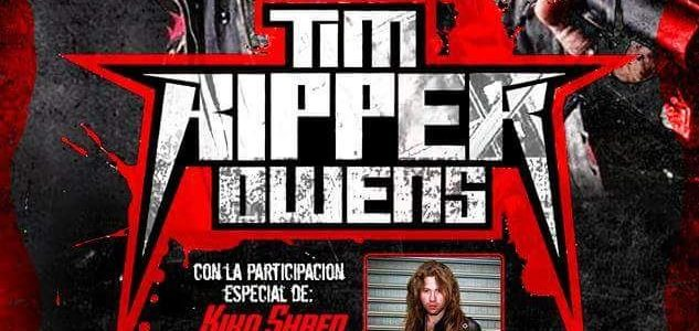 Video: TIM 'RIPPER' OWENS Performs Acoustic Cover Of DIO's 'Rainbow In The Dark' In Mexico City