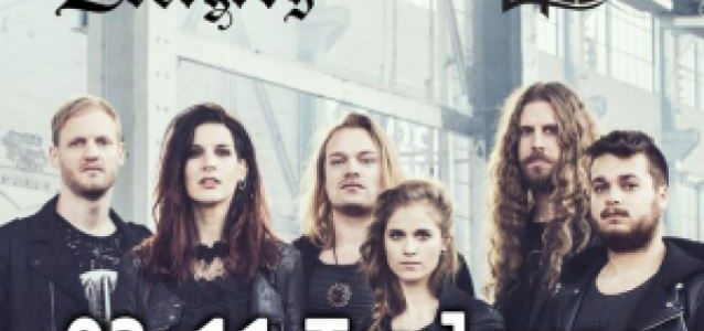 Watch DELAIN Perform In Toulouse, France
