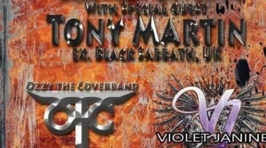 Ex-BLACK SABBATH Singer TONY MARTIN Performs At 'Fireball Rock Party' In Sweden (Video)