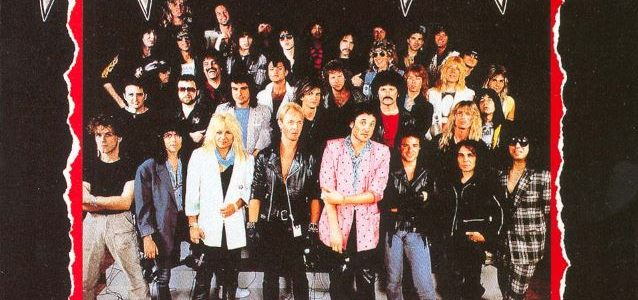 Reissue Of Eighties Metal All-Star Project HEAR 'N AID Unlikely To Arrive Before 2018