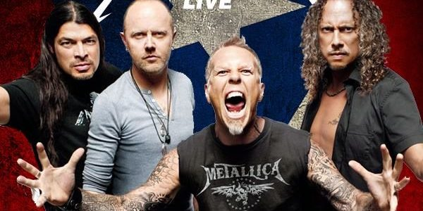 METALLICA: Official Video Recap And Behind-The-Scenes Footage From Puerto Rico Concert