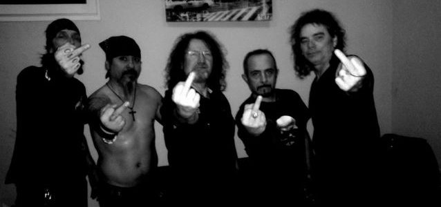 GRIP INC. Guitarist WALDEMAR SORYCHTA Says Playing With OVERKILL Was An 'Amazing' And 'Great' Experience